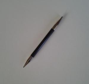 Knitpro-Karbonz-Ändstickor- 4,0-6,0 mm